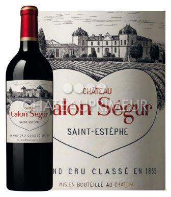 Château Calon Ségur 2015