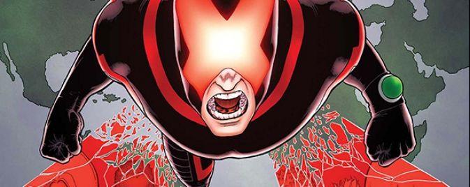 """""""Actuellement, les choses ne vont pas bien pour les Mutants. Et à l'opposé, les Inhumains ne cessent de grossir et de devenir plus important dans l'univers Marvel. Cela crée beaucoup de tension entre ces personnages, mais également aupr...."""