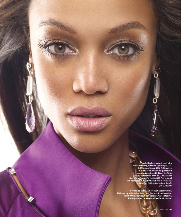Tyra Banks Famous For: 17 Best Images About Tyra Banks My Idol On Pinterest
