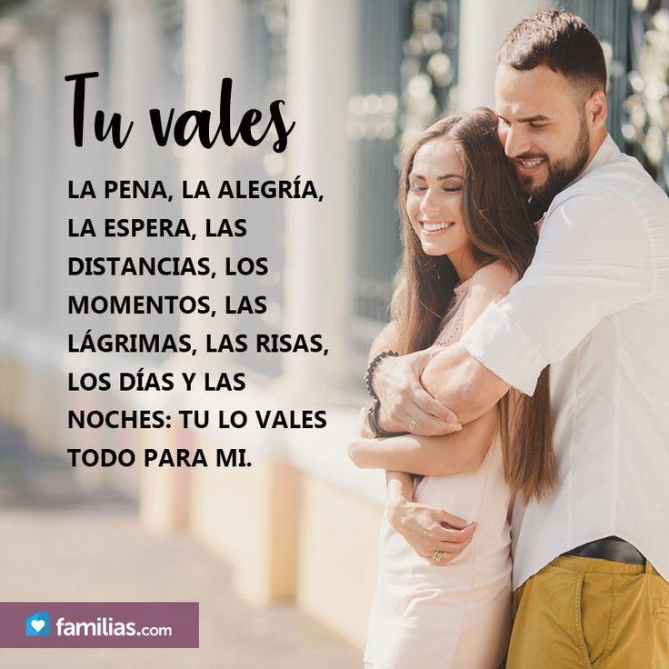 El amor no siempre es fácil, pero vale la pena.