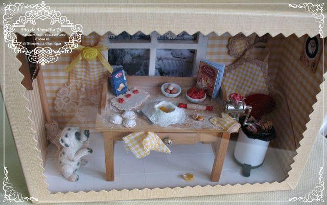 piccoloparadisofg: Preparazione ravioli