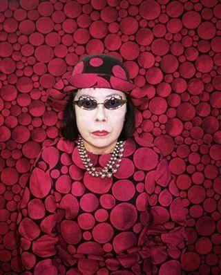 Yayoi Kusama Again #polka #dots #bits http://www.bitslabo.fr