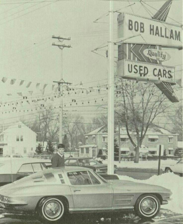 62 best Vintage Dealers images on Pinterest | Old school cars ...