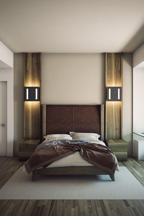 livingpursuit:  Modern Bedroom Design   Source