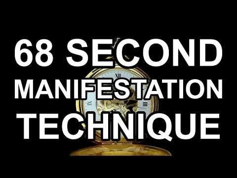 Abraham Hicks - Greatest 68 Second Manifestation Technique - YouTube