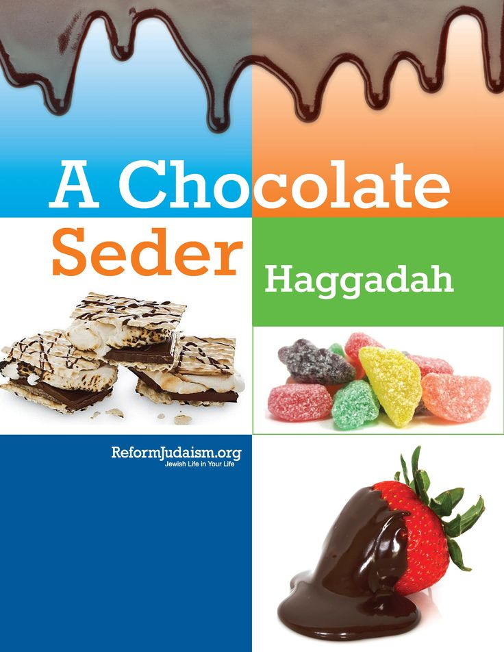 Calendar Reform Ideas : A chocolate seder haggadah from reform judaism passover