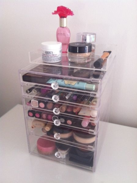 Makeup Organiser - Makeup Organizer by The Makeup Box Shop - Products