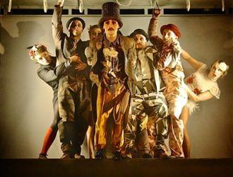 Chamäleon Theater Berlin | Variete, Kabarett & Akrobatik in Berlin