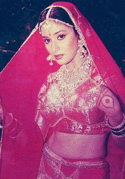 Madhuri Dixit bride