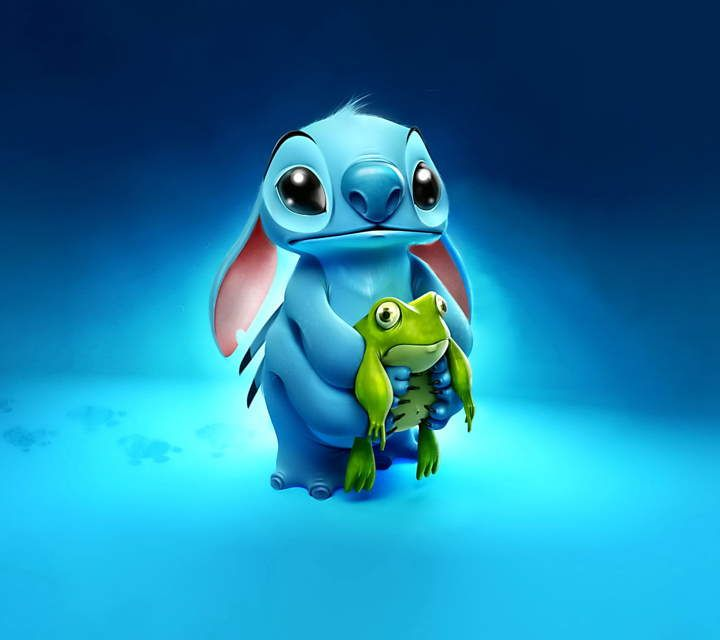 Sad stitch Prettiness Disney wallpaper, Lilo, stitch