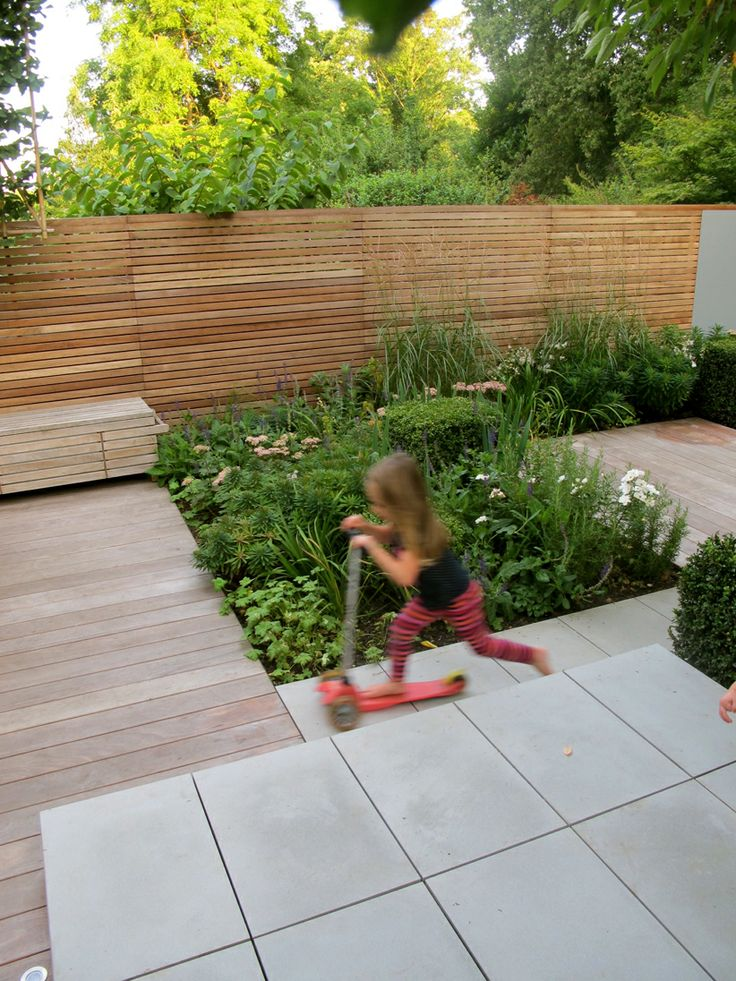 The Deep Planting Bed Can Be Viewed And Appreciated From All Angles