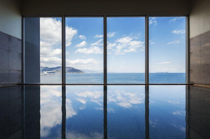星野リゾートが展開する温泉旅館ブランド「界」の新施設、「星野リゾート 界 アンジン」が4月13日(木)、伊東に開業する。