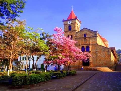 Oiba Santander Colombia Foto Viviana Bayona