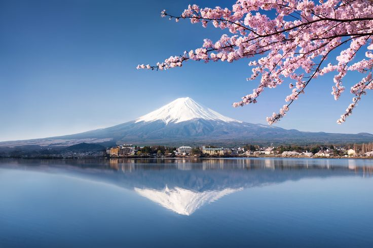 With his white coat, Mount Fuji is the highest mountain in Japan at 3776 meters altitude. More than a beautiful landscape, it is also a source of inspiration for Japanese painters and a sacred place since the seventh century, venerated by Buddhists and Shinto. It is world heritage of UNESCO. © eyetronic - Fotolia.com