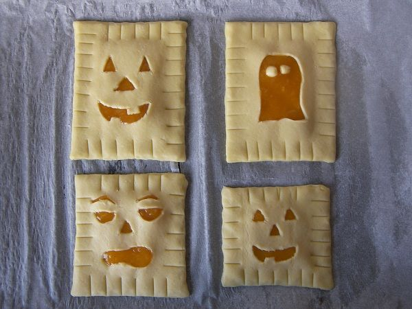 Recettes faciles pour Halloween