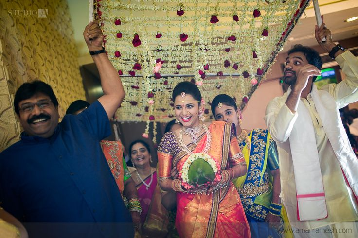 Colors are all that we remember from the wedding of Indu and Rishi. With a couple as charming as them, it is... Read More