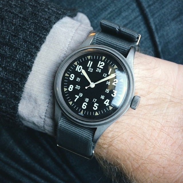 Nice 1970 Hamilton FAPD 5101 Type 1