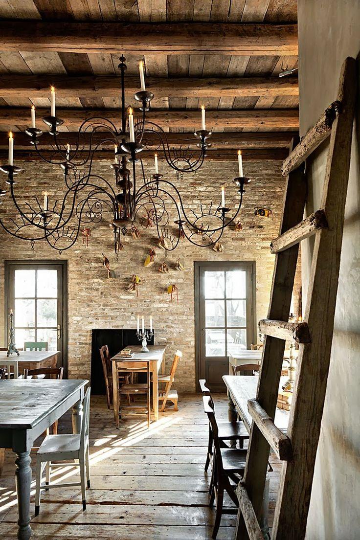 petitecandela: BLOG DE DECORACIÓN, DIY, DISEÑO Y MUCHAS VELAS: antiguo molino restaurado: rústico-chic