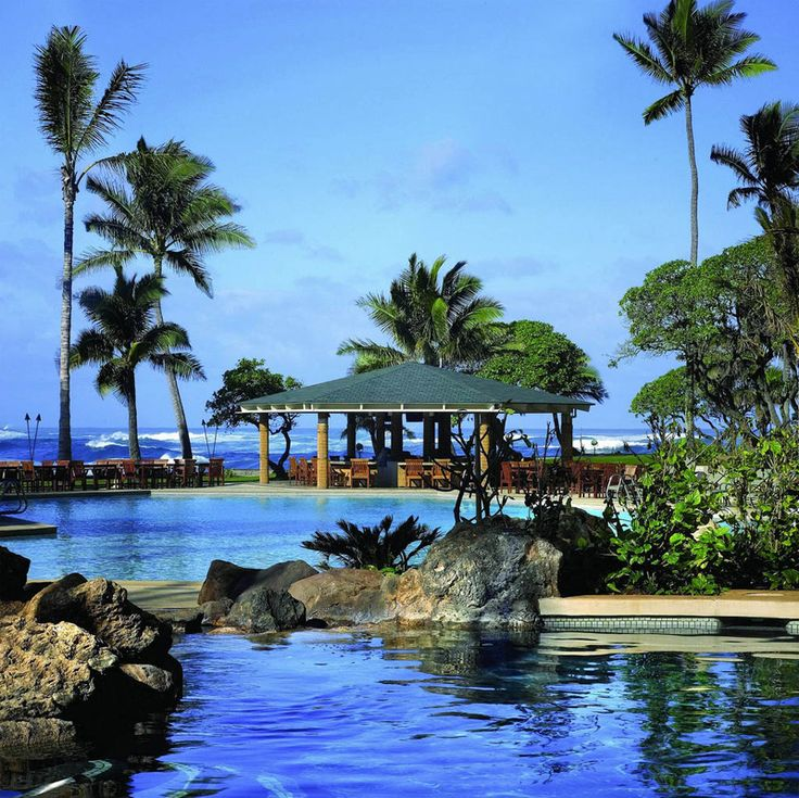 Oahu Hotels Turtle Bay Pool