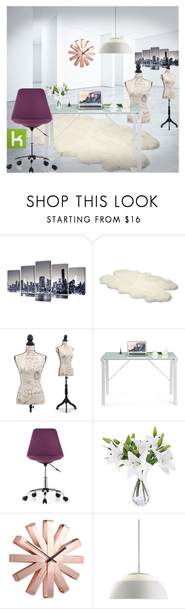 """LovDock"" by fattie-zara ❤ liked on Polyvore featuring interior, interiors, interior design, home, home decor, interior decorating, UGG Australia, Umbra, Louis Poulsen and interiordesign"