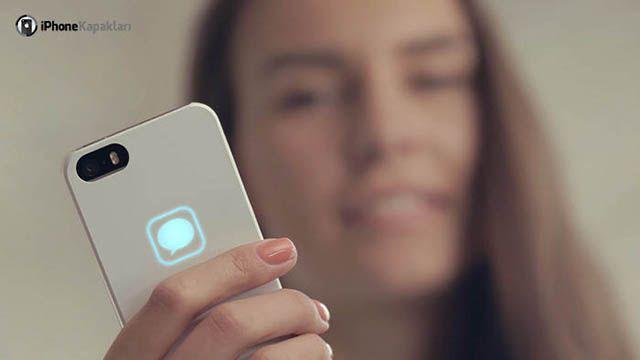 #iPhone'lara da akıllı #kılıf geldi http://bit.ly/1lpf6rM
