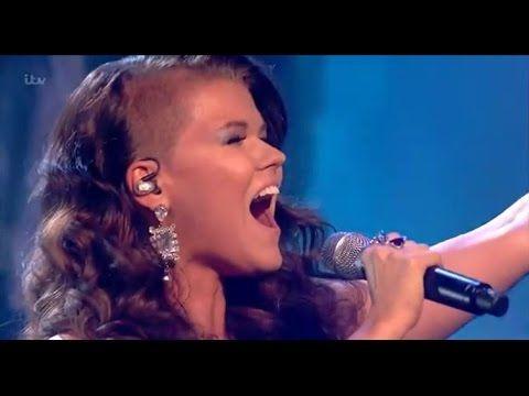 [CasaGiardino]  ♛  Saara Aalto: The Finland Girl Performs Amazing FLAWLESS Voice | Live Sho...