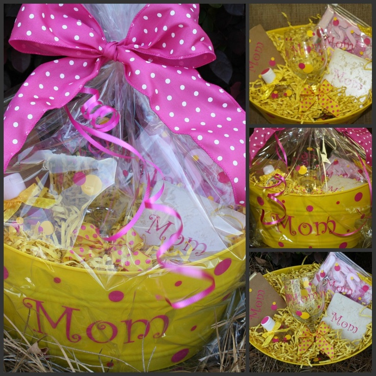 7 Best Mother's Day Gift Baskets Images On Pinterest