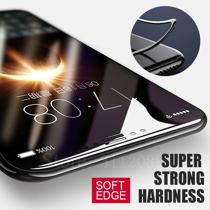 3D 0.23mm Screen Protector Tempered Glass For iPhone X 10 Soft Edge Full Cover Toughened For iPhone 10 X Protective Glass Film //Price: $4.91 & FREE Shipping //     #hashtag4