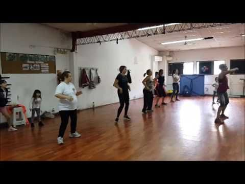 ZUMBA:-Instructora: Den Crisel- Alternativa Gym-Liniers-Argentina