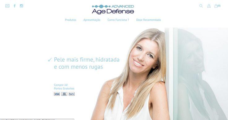 A Advance Age Defense é um produtos para quem quer retardar o envelhecimento e ter uma alimentação equilibrada, uma vida activa e saudável por muitos anos