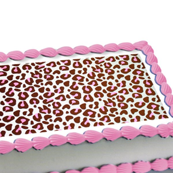 10 best Cheetah Print Party Decorations images on Pinterest