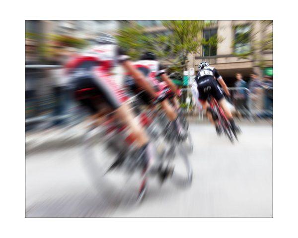 Культура: Жажда скорости - фото в движении