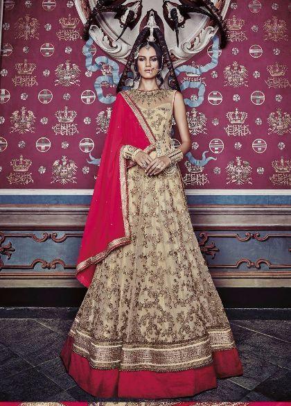 Shop For Designer Anarkali Suits | www.deesalley.com