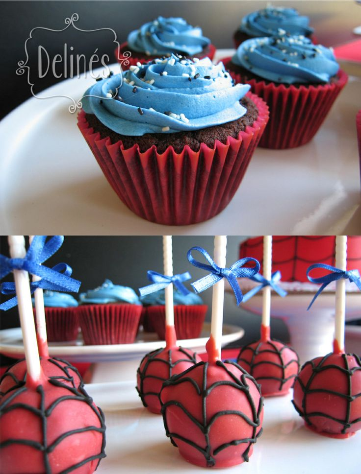 cupcakes spiderman - Visit to grab an amazing super hero shirt now on sale!