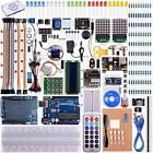 Kuman UNO R3 Project Complete Starter Kit with TUTORIAL for Arduino 63 Items...