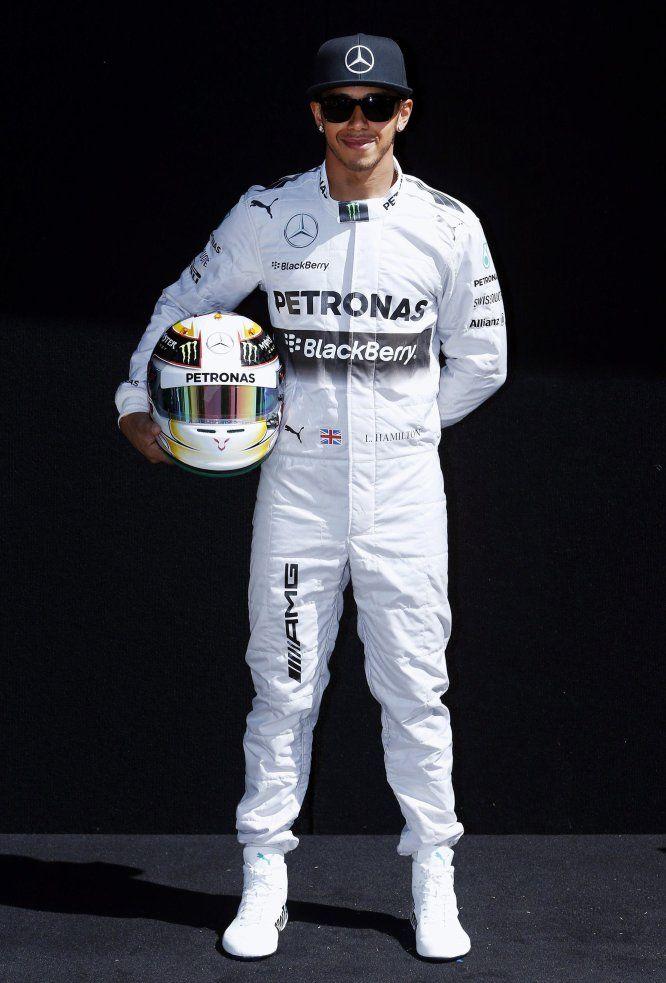 Lewis Hamilton: Mercedes Petronas