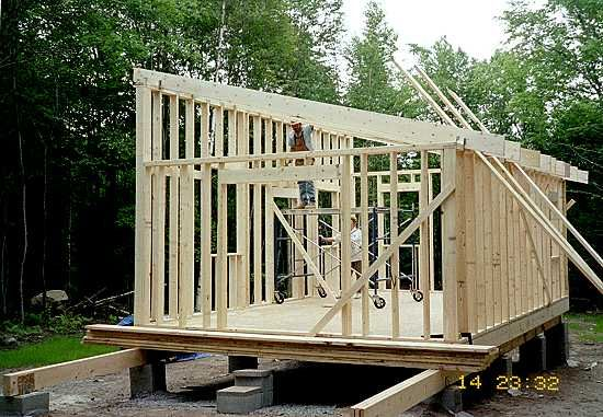 Have you considered a 14x24 with a shed or low sloped roof? It sounds like you will be relegated to a single story. Any building practices, such as trusses ...