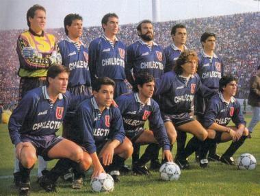 U de Chile 1994