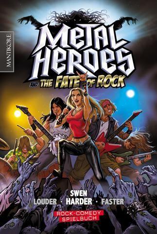 VON DER SEIFENKISTE HERAB...: [Rezension] Metal Heroes - Special Edition (Abente...