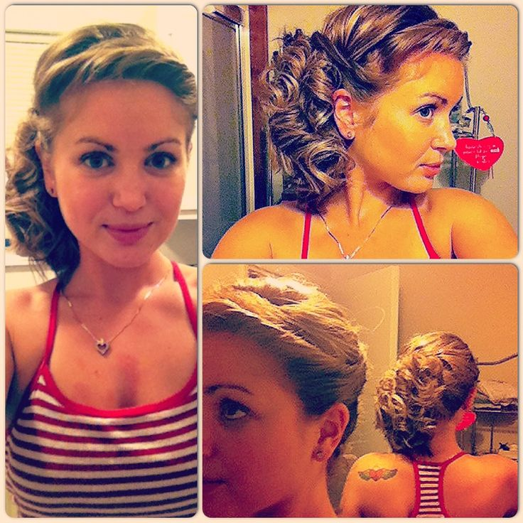 Quinceanera Hairstyles On The Side : Hairstyles for double chins ~ hair is our crown