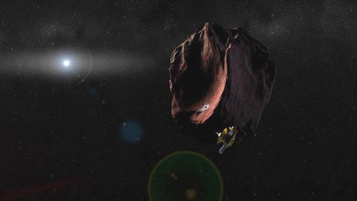 ❝ Nuevos misterios rodean a 2014 MU69 - #VÍDEO ❞ ↪ Vía: proZesa