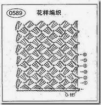 crochet pattern winter dress