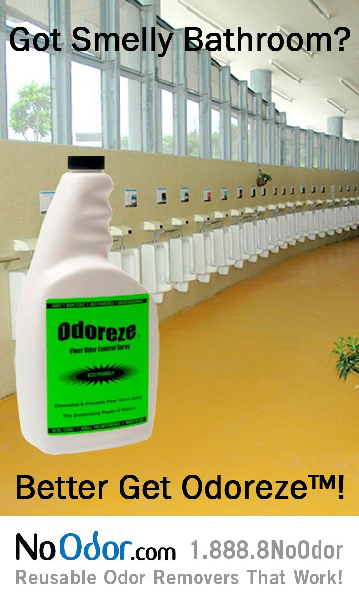 20 Best Images About Bathroom Odor Solutions On Pinterest