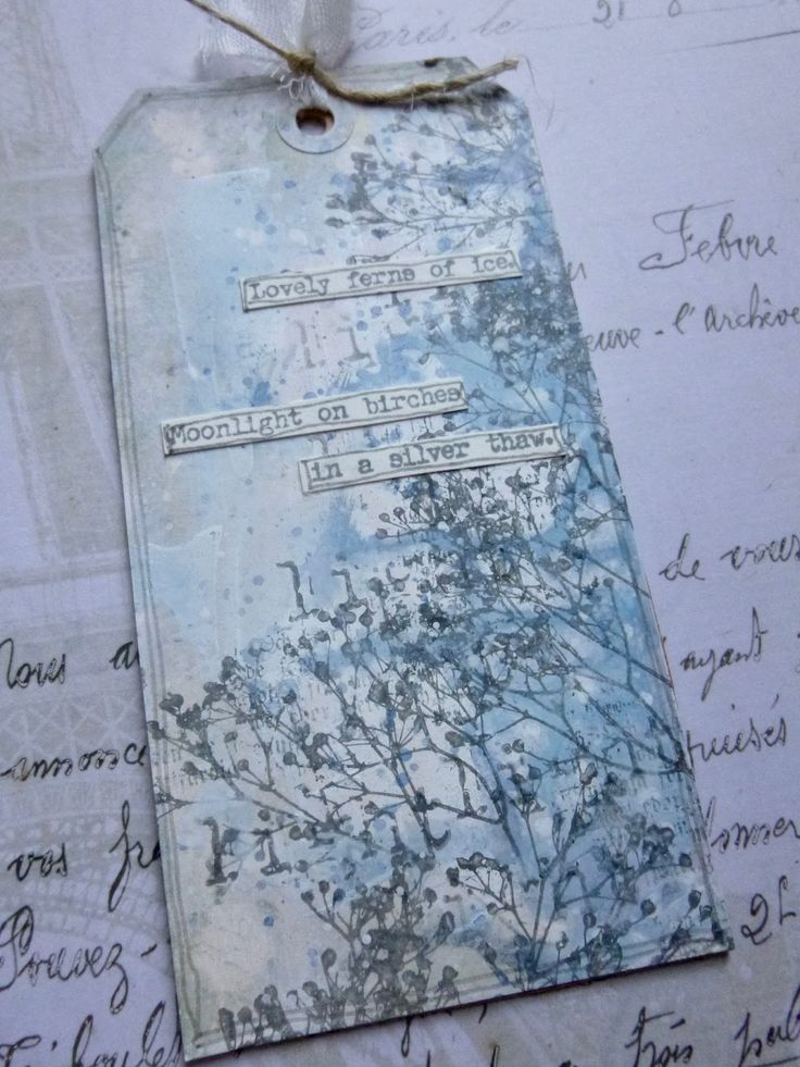 PaperArtsy EAB05 Winter Edition at Words and Pictures
