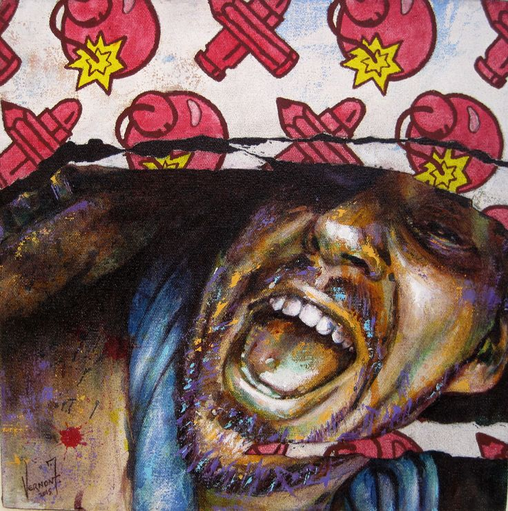 """""""OXOXOX"""" by Vernon Fourie 