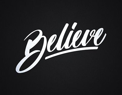 """Check out new work on my @Behance portfolio: """"Believe"""" http://be.net/gallery/44245815/Believe"""