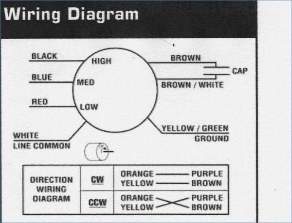 Furnace Blower Motor Wiring Diagram Diagram Wire Fan Motor