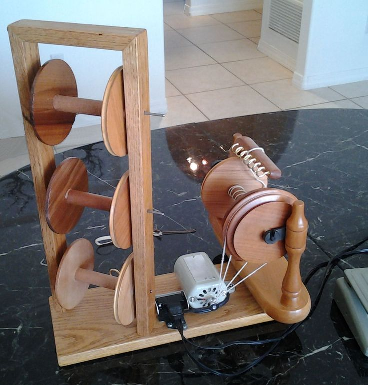 DNJ Creations Electric Spinning Wheel
