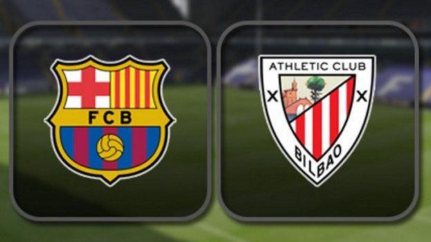 Bandar Bola - Prediksi Pertandingan La Liga Barcelona vs Athletic Bilbao 4 Februari 2017 - Pada pertandingan jordana 21 La Liga 2016/2017