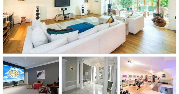 FIT for footballers or even Scottish BAFTA winners, these glamorous pads have no-expense-spared luxury nailed. Sit back and dream...